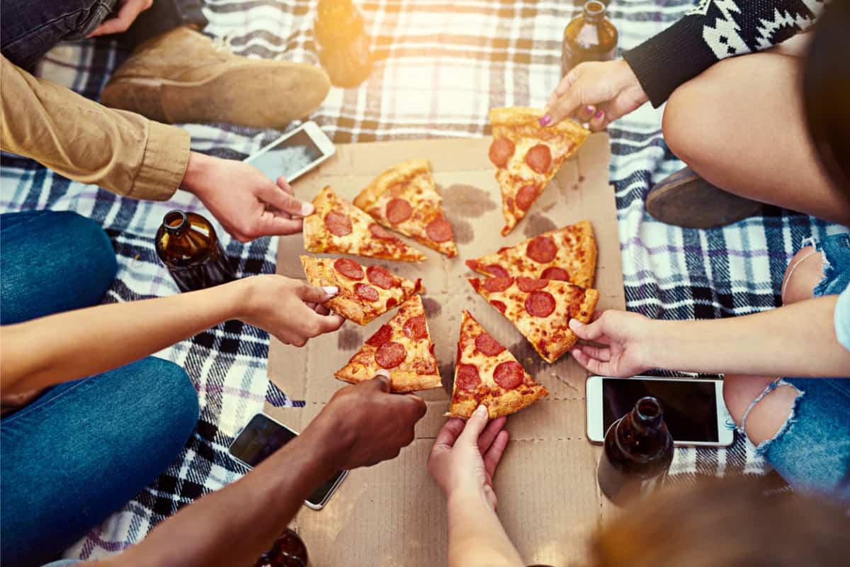 cartone per la pizza bisfenolo