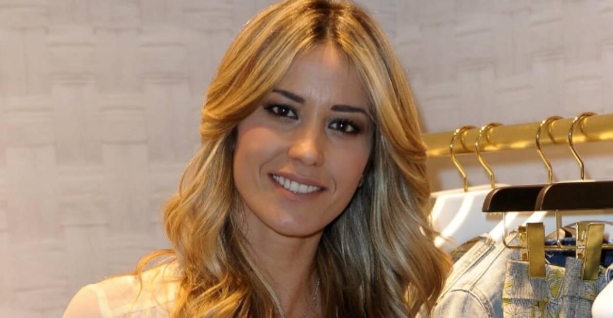 Elena Santarelli contro l'odio sul web
