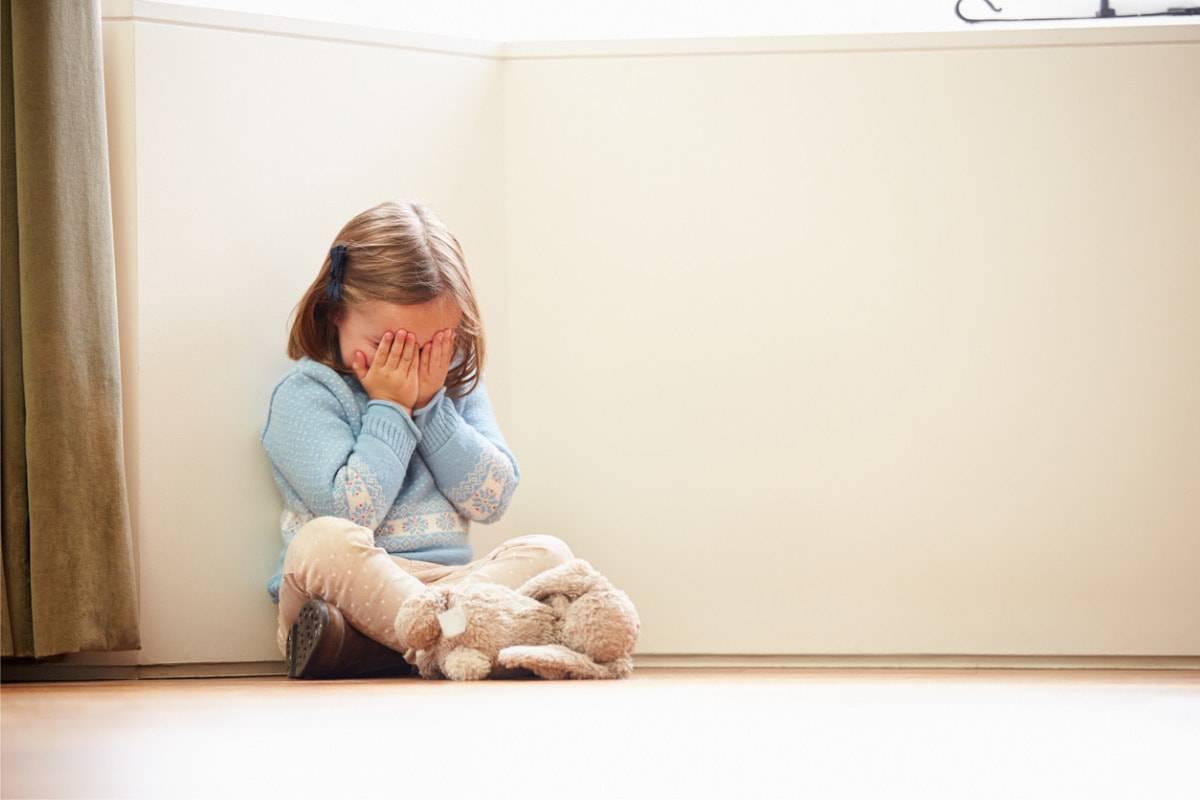 bambini vittime di maltrattamenti