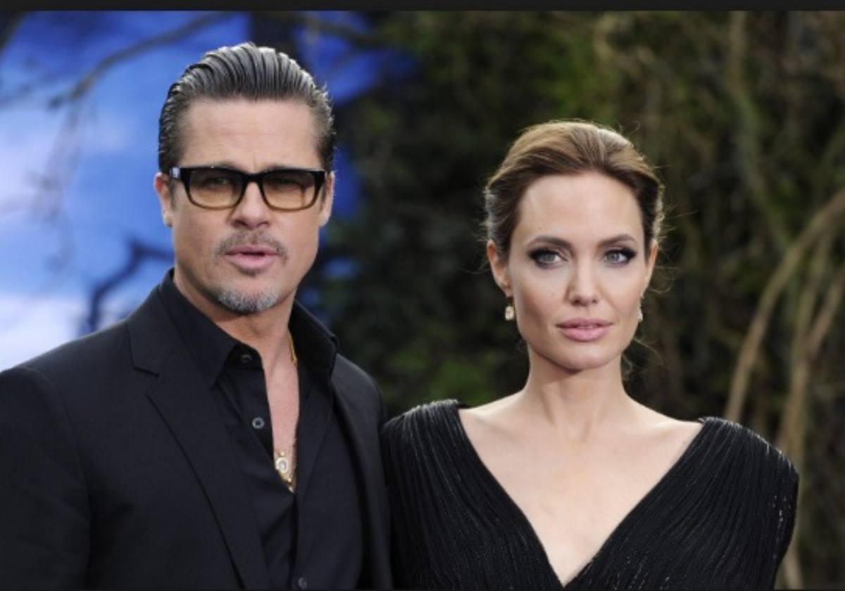 angelina jolie vuole rimettersi con Brad Pitt
