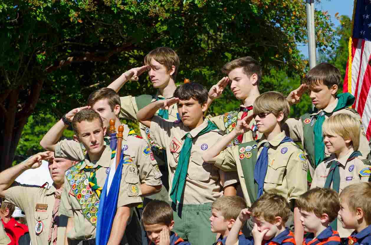 violenze sessuali tra i boy scout