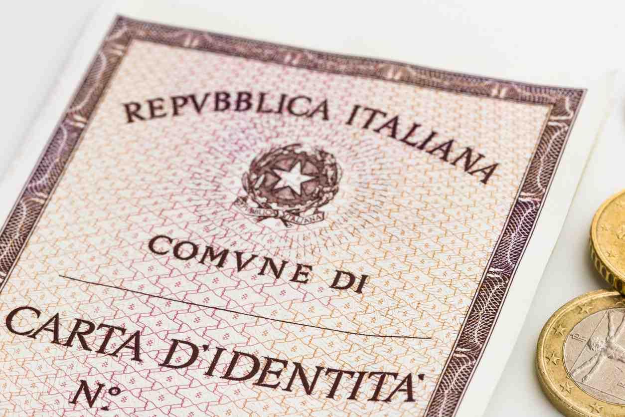 carta d'identità minorenni cambiamento