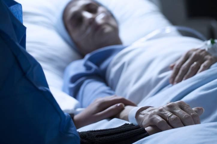 mamma si risveglia dal coma