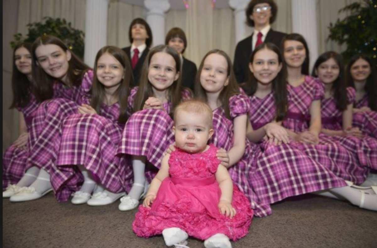13 figli sequestrati processo