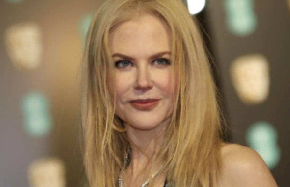 Nicole Kidman mamma severa