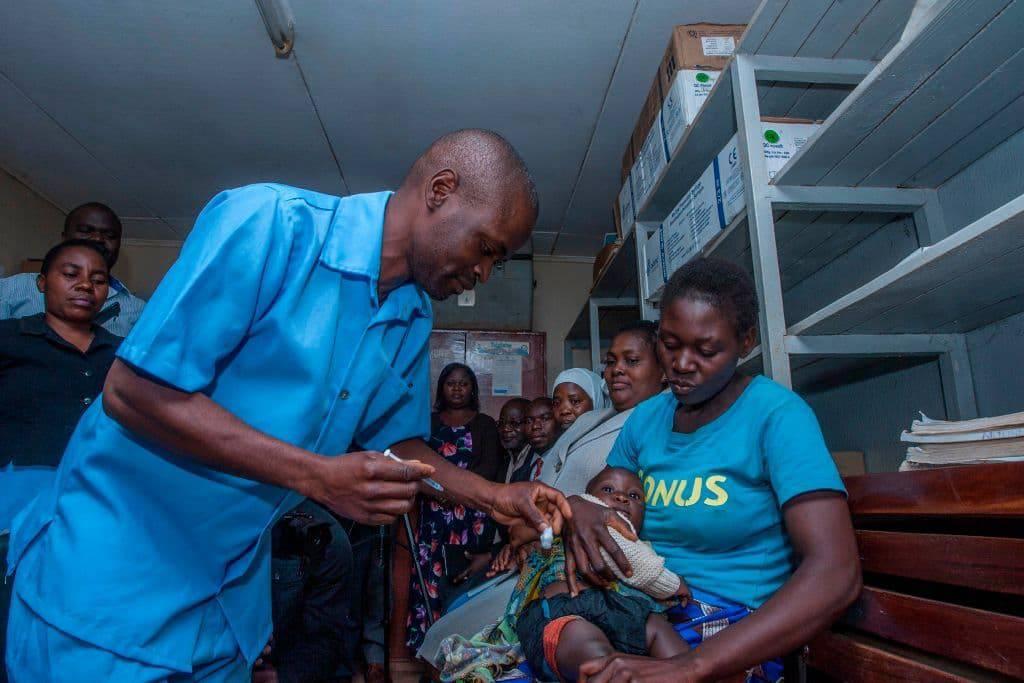 vaccino contro malaria
