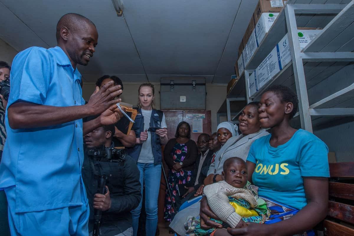 Vaccino contro la malaria: partita la sperimentazione sui bambini in Africa – FOTO