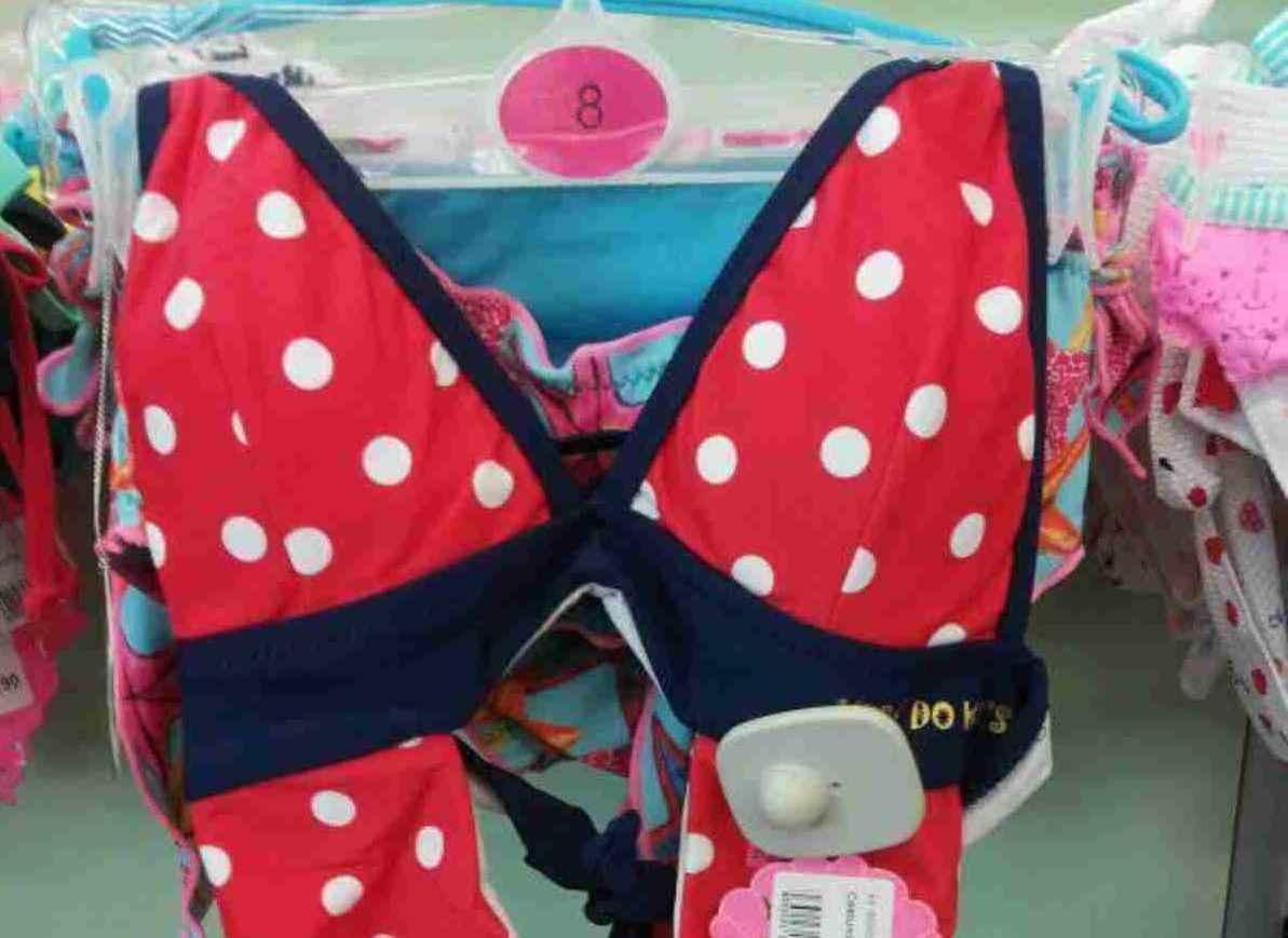 costumi imbottiti per bambine