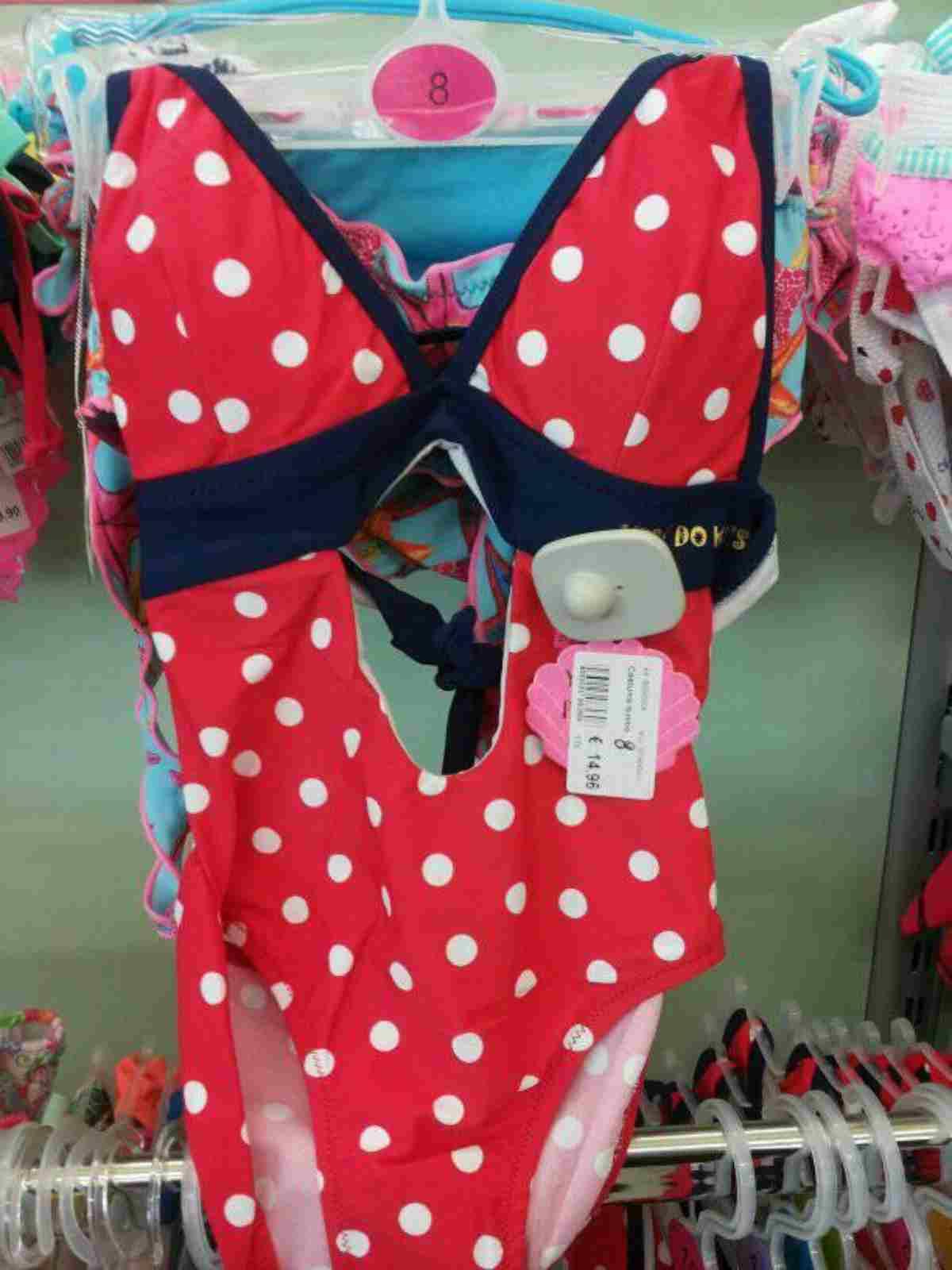 costumi imbottiti per bambine 2