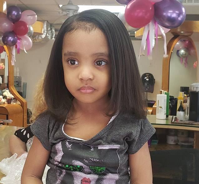 bambina di 3 anni bruciata viva