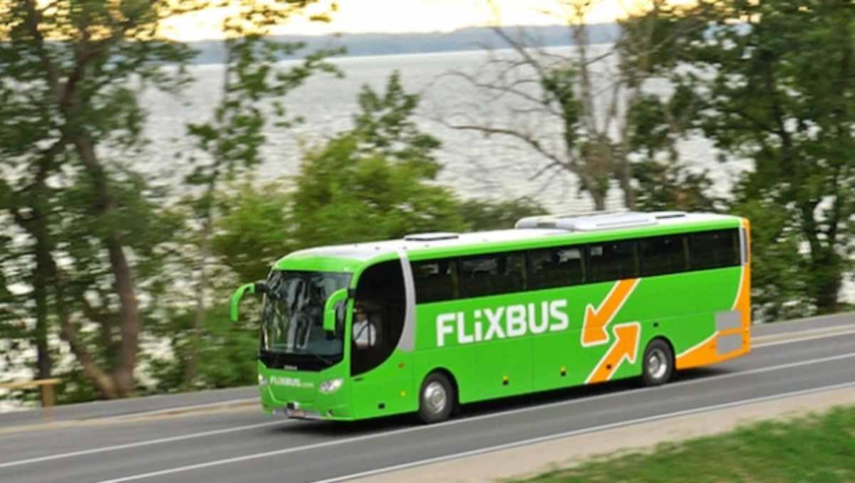parto su Flixbus