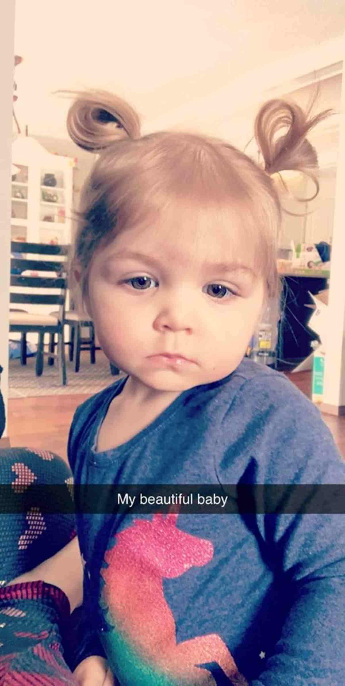 bambina di 2 anni dona organi 4