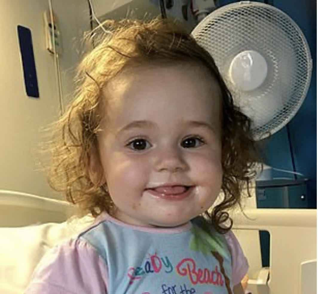 tumore bambina