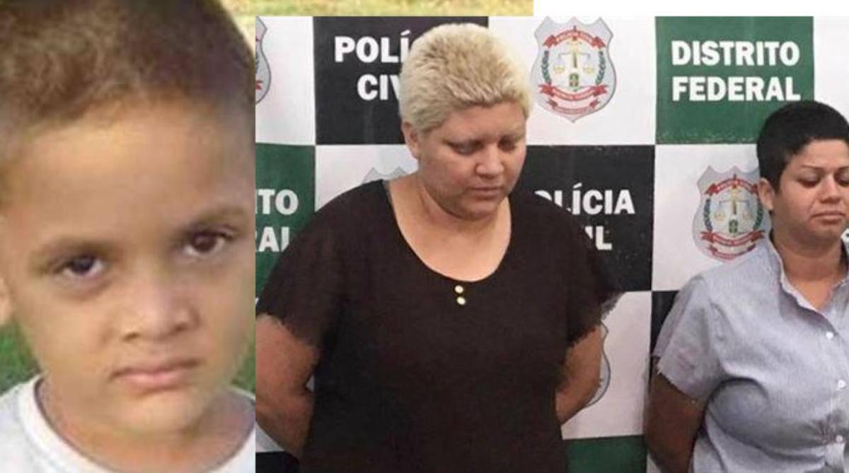 bambino torturato e ucciso