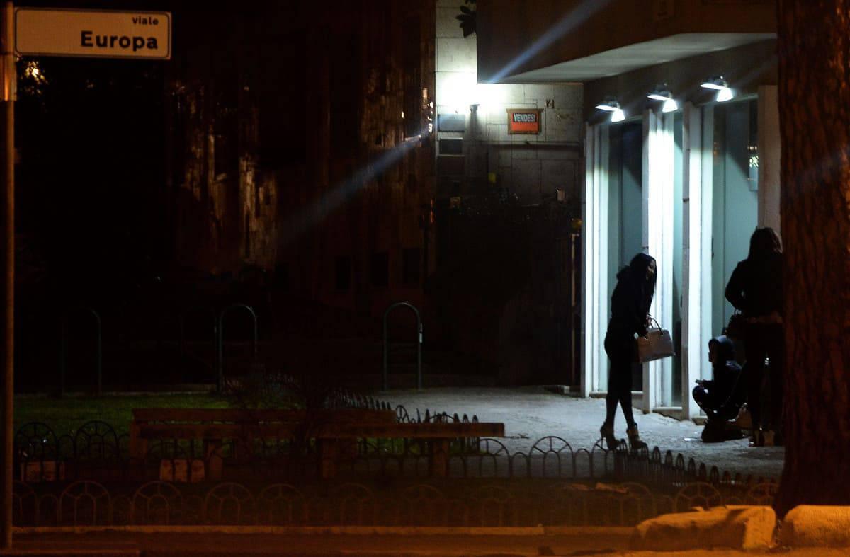 virginia raggi prostituzione roma