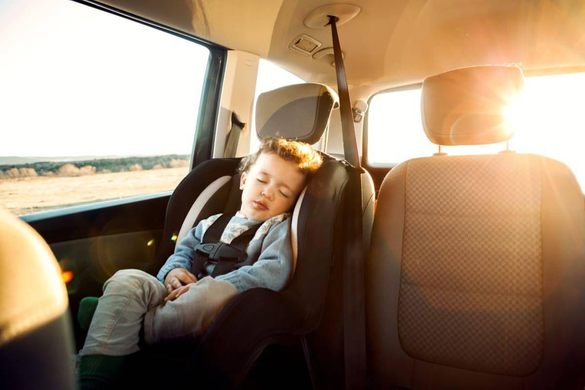 Bambini lasciati in auto: 17 morti dall'inizio dell'anno negli Stati Uniti
