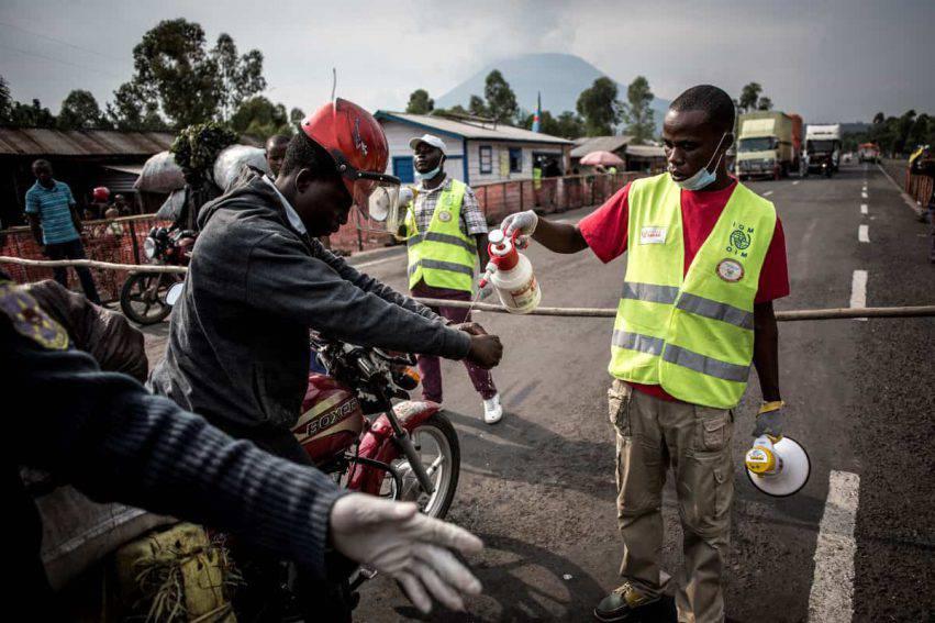 ebola congo emergenza