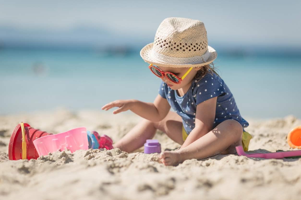 spiagge bambini italia