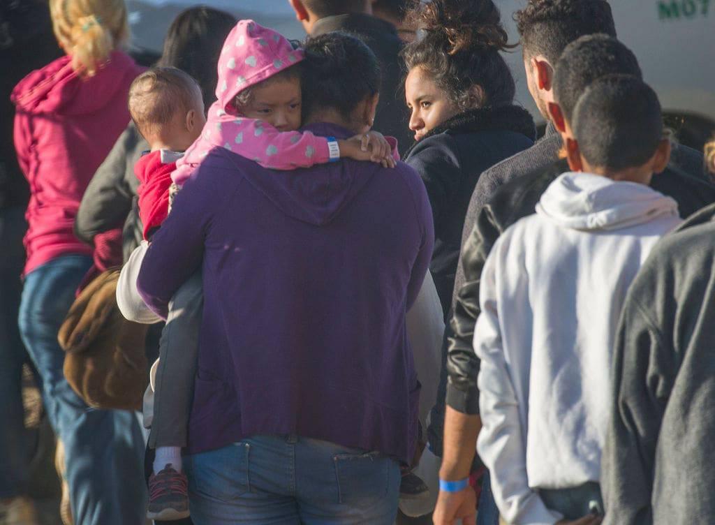 scandalo migranti usa