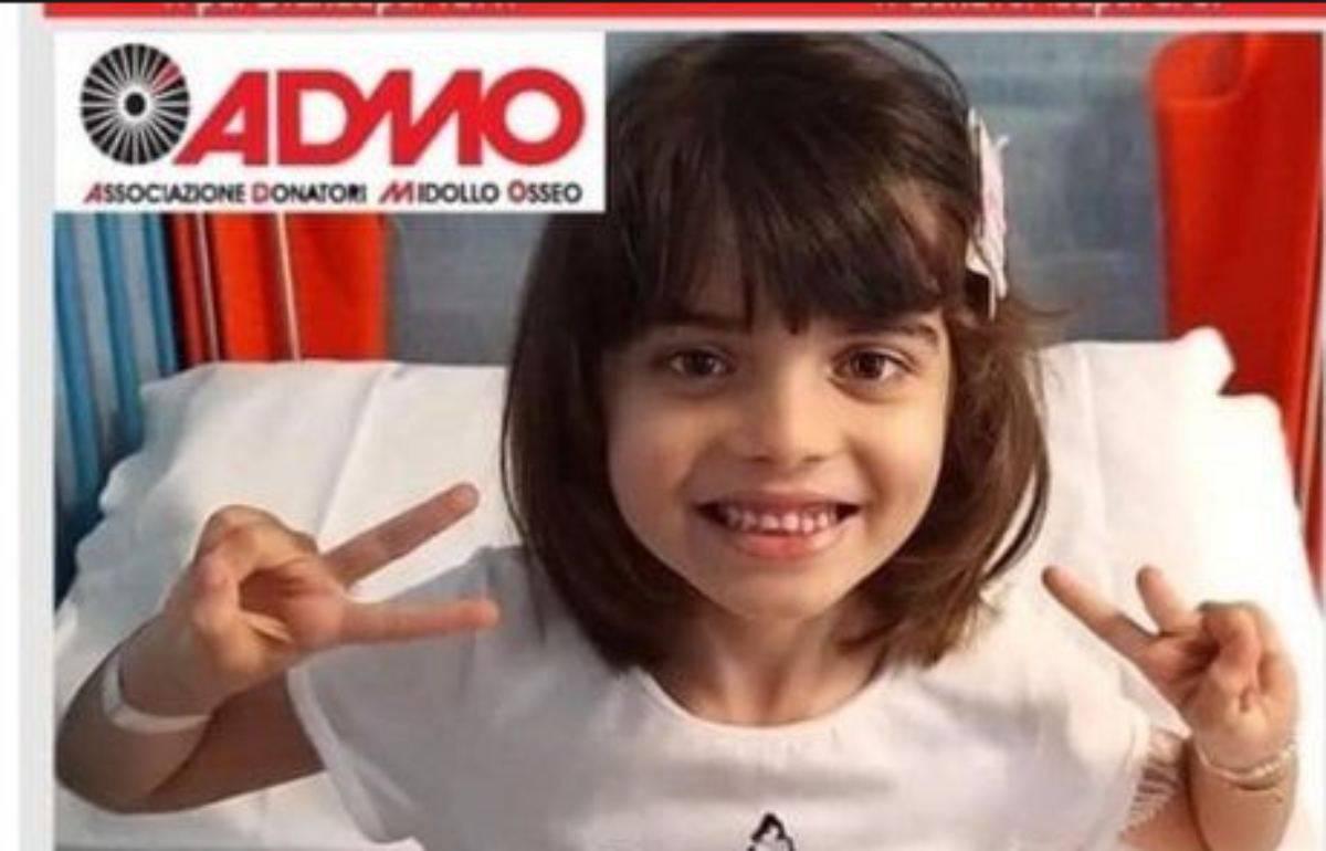 bambina con malattia rara