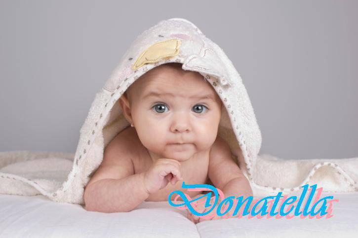 bambina nome Donatella