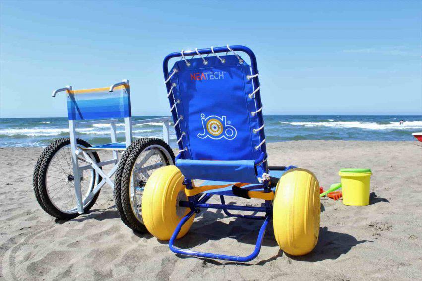 spiaggia accessibile bambini ricoverati