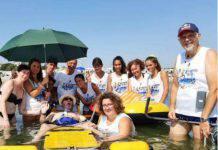 disabili in spiaggia