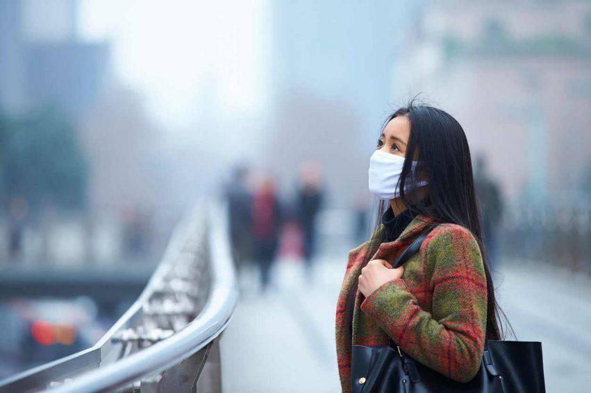 inquinamento e fumo