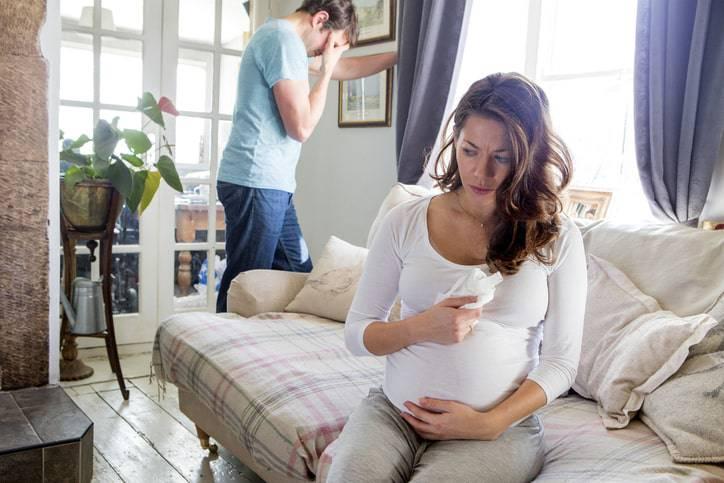 La coppia litiga durante e dopo la gravidanza: gli effetti sui bambini a lungo termine