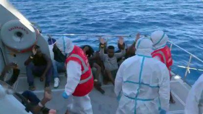 Open Arms: notte tranquilla per profughi - Cronaca