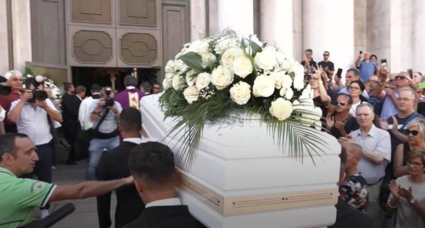 nadia toffa funerale