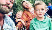 morte figlio di 8 anni