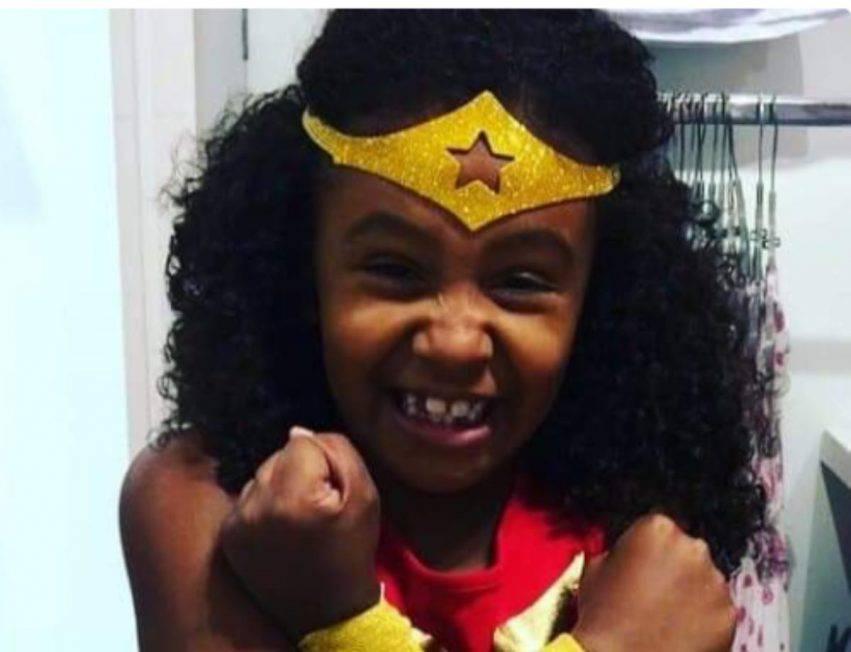 bambina di 8 anni uccisa dalla polizia