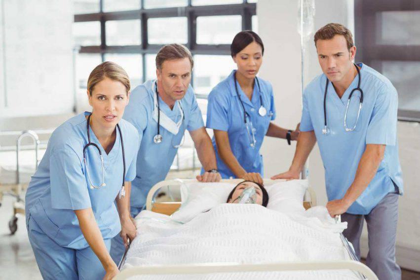 ragazza esce dal coma