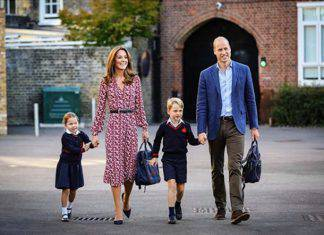 kate middleton incinta del 4° figlio