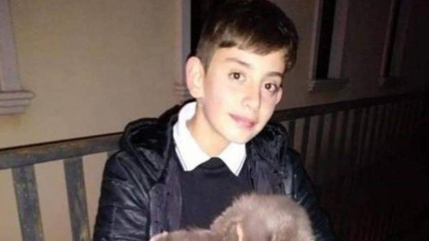 ragazzo di 14 anni scomparso