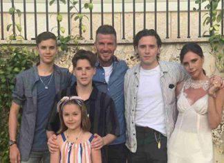 Victoria Beckham 20 anni matrimonio