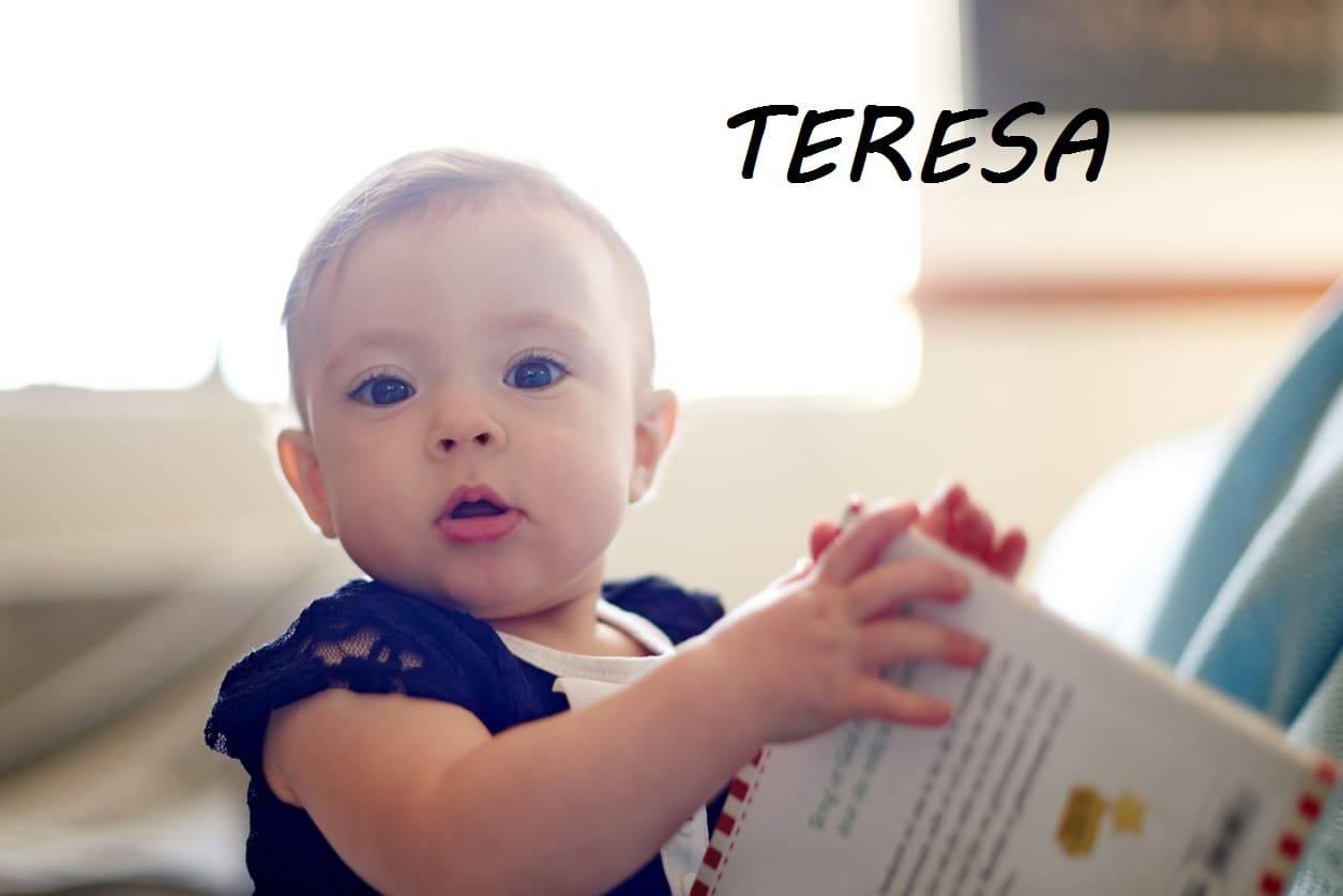Nomi, significati e onomastici: oggi si festeggia Teresa