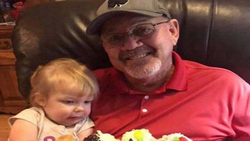 nonno salva la nipote