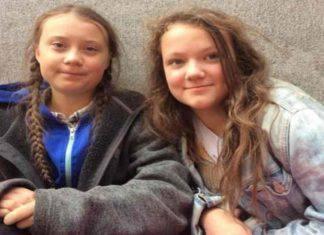 Greta Thunberg: aiutate mia sorella