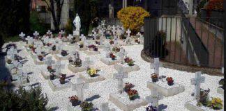 cimitero degli angeli