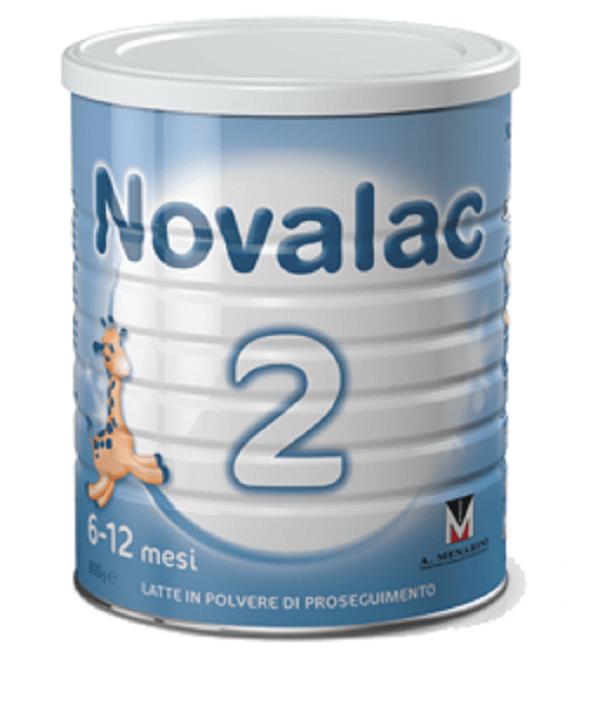 latte in polvere Novalac ritirato