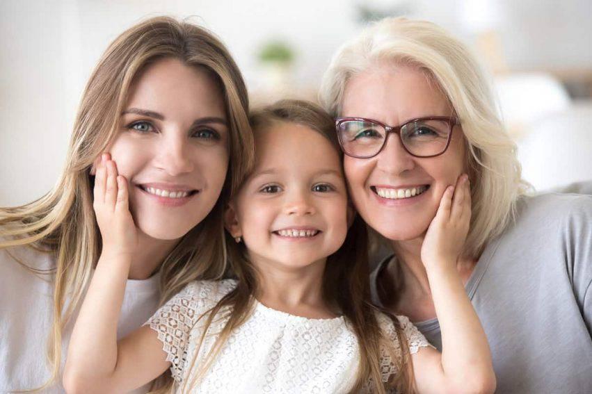 rapporto madre figlia