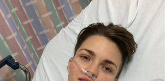 ruby rose depressione