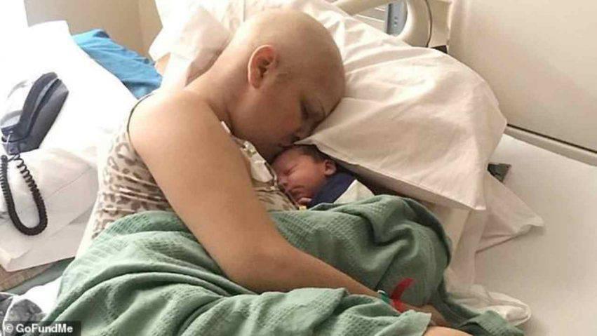 tumore in gravidanza bacia il figlio