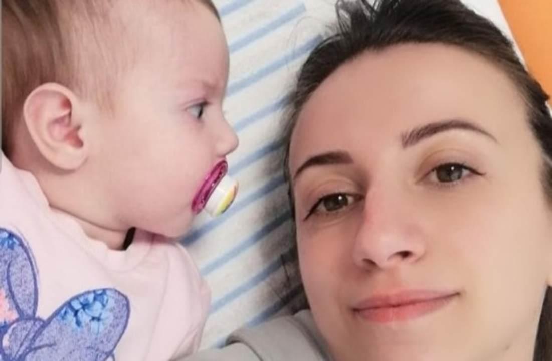 Una bimba intrappolata nel corpo di una neonata: l'appello della mamma – FOTO