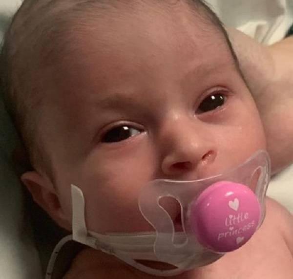 neonata condannata a morte