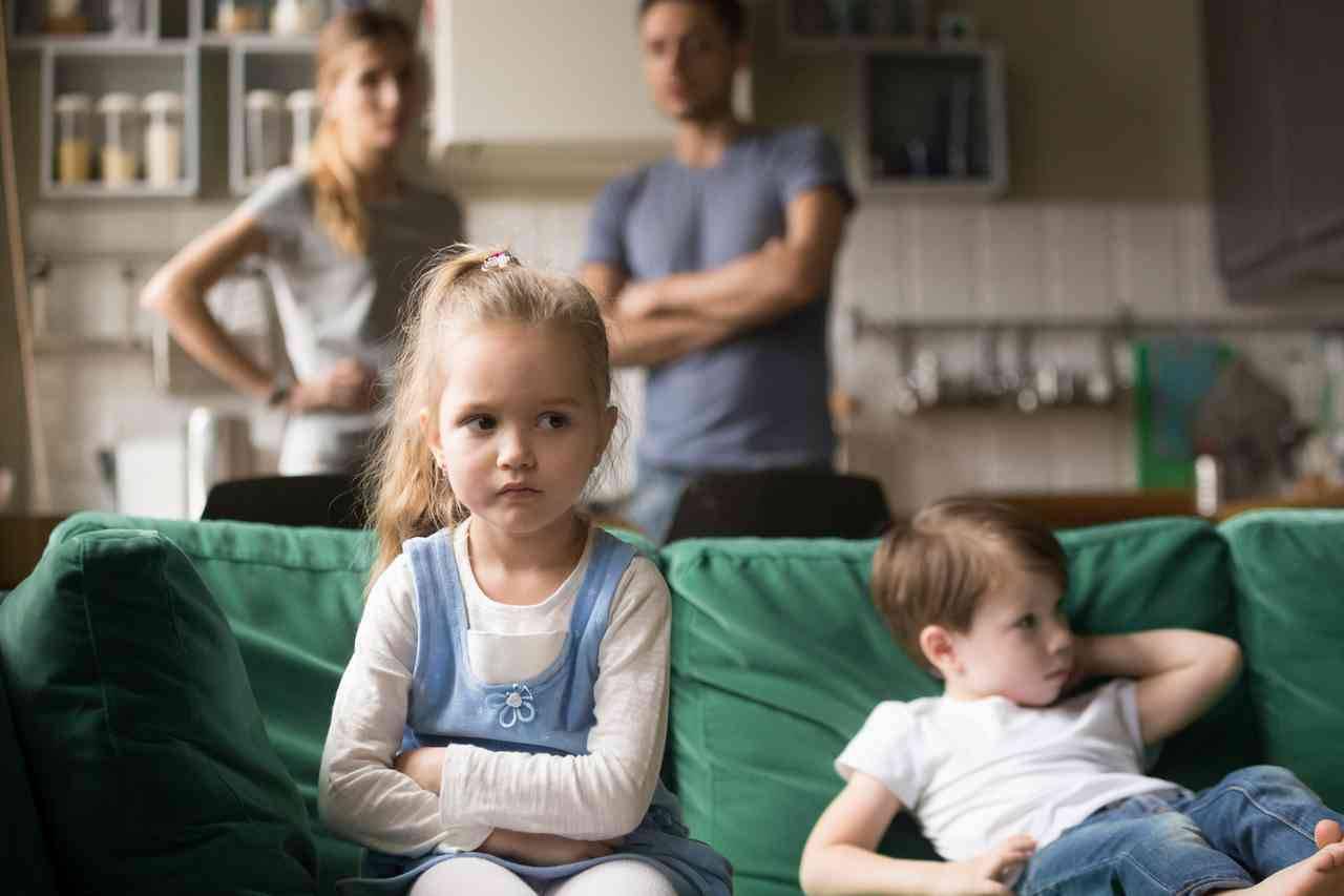 Litigare in famiglia