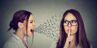 salute donne silenzio