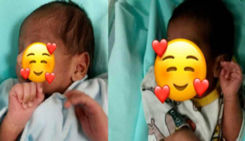 gemelli orfani di mamma
